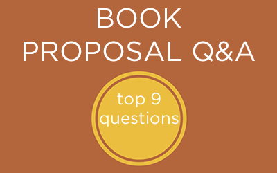 9 Things You Need to Know About Writing Book Proposals