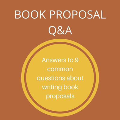 9 Book Proposal Quetsions